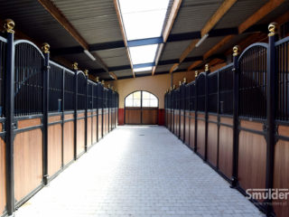 Stable in Belgium